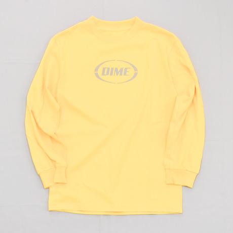 Dime Fast Longsleeve T-Shirt - Yellow