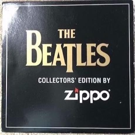 "ZIPPO Collectable  ""BEATLES""  6点セット"