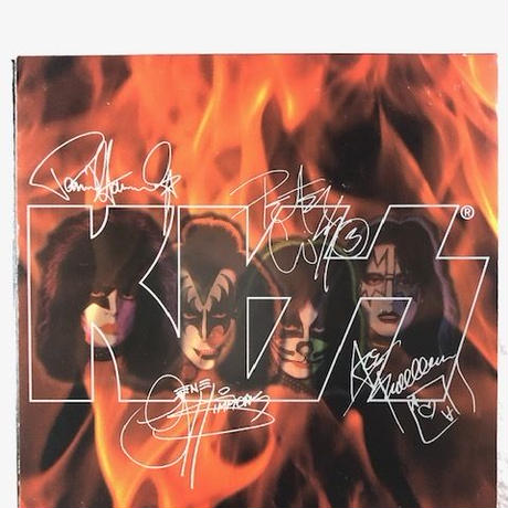 "ZIPPO  Collectable ""KISS""4点セット"