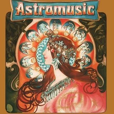 MARCELLO GIOMBINI  / ASTROMUSIC SYNTHESIZER (CD)