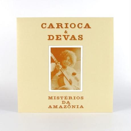CARIOCA & DEVAS / MISTERIOS DA AMAZONIA (LP)