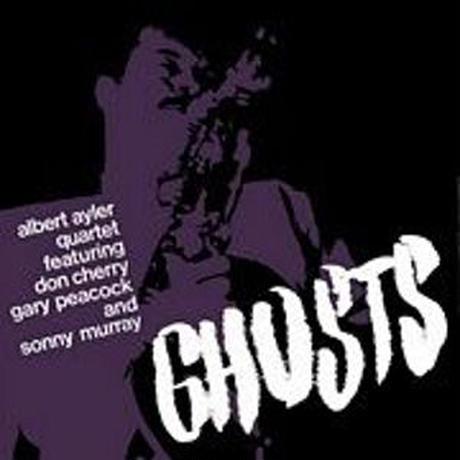 ALBERT AYLER / GHOSTS (CD)