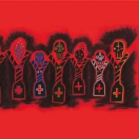 Cut Hands / Festival Of The Dead(CD)
