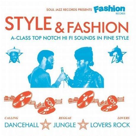 V.A / SOUL JAZZ RECORDS PRESENTS FASHION RECORDS: STYLE & FASHION (3LP)