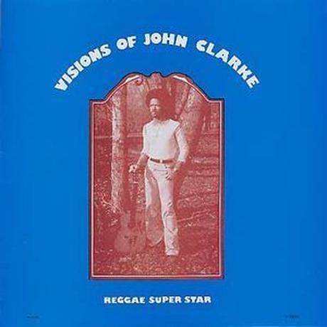 JOHN CLARKE / VISIONS OF JOHN CLARKE (LP)
