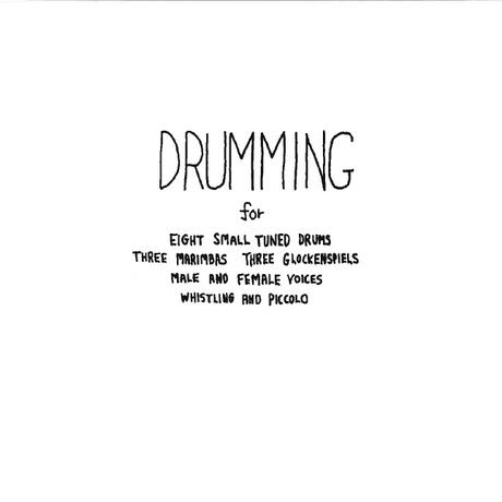 STEVE REICH / DRUMMING (2CD)