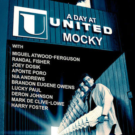 Mocky / A Day At United (CD)