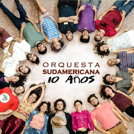 ORQUESTA DE MUSICA SUDAMERICANA / 10 ANOS (CD)