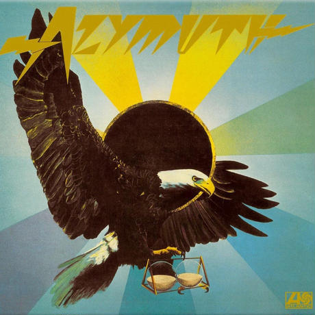 AZYMUTH  / AGUIA NAO COME MOSCA  (LP) UKプレス