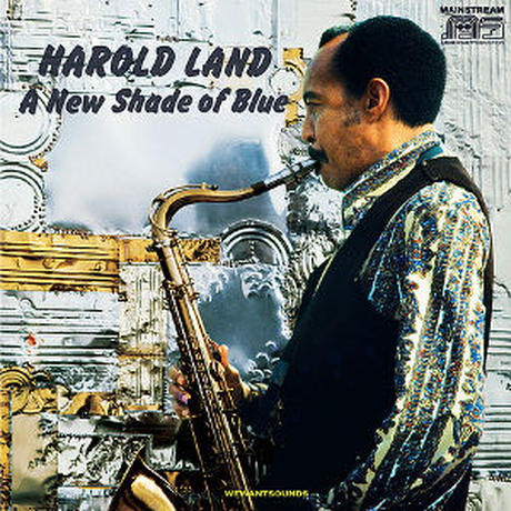 HAROLD LAND/  A New Shade Of Blue(LP)