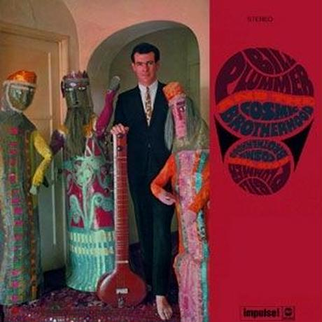 BILL PLUMMER / Cosmic Brotherhood (LP)