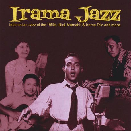 V.A / Irama Jazz (CD-R)