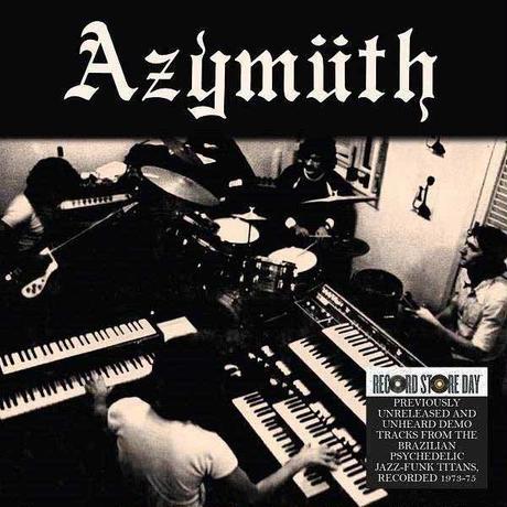 "AZYMUTH / DEMOS 1973-75 (LTD. RECORD STORE DAY 7"")"