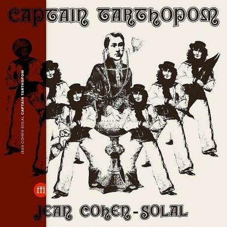 JEAN COHEN SOLAL / CAPTAIN TARTHOPOM (LP) LIMITED COLOURED VINYL/2018 REMASTER
