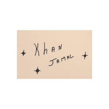 KHAN JAMAL /Drum Dance To The Motherland(LP)