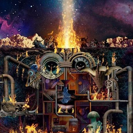 FLYING LOTUS / Flamagra (BLACK VINYL) (2LP) DLコード付