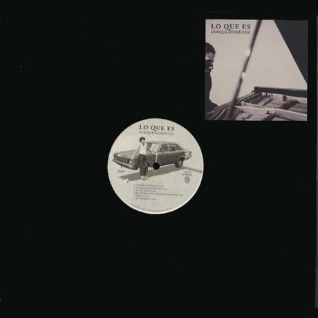 ENRIQUE RODRIGUEZ / Lo que es(LP) Red Vinyl
