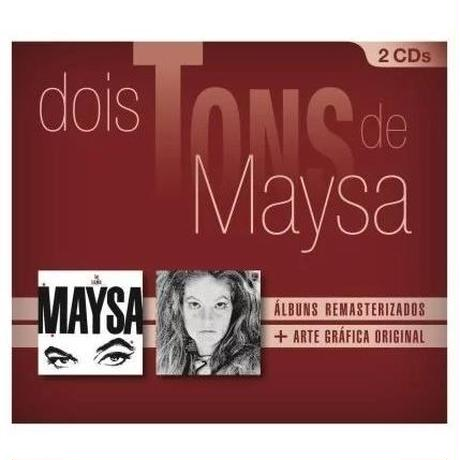 MAYSA / DOIS TONS DE MAYSA (2CD)