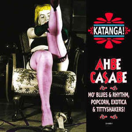 V.A / Katanga! Ahbe Casabe: Exotic Blues & Rhythm Vol. 1 & 2 (CD)