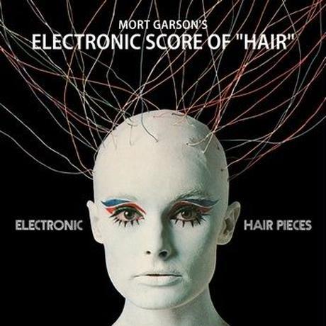 MORT GARSON / ELECTRONIC HAIR PIECES (LP)