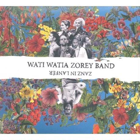 wait wait zorey band / zanz in lanfer (CD)