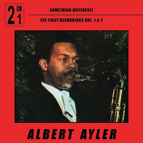 ALBERT AYLER / Something Different First Recordings vol.1&2 (CD)