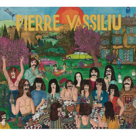 Pierre Vassiliu / Face B (1965-1981) (LP)