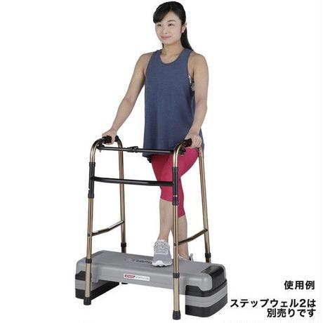 ステップ運動用補助てすり