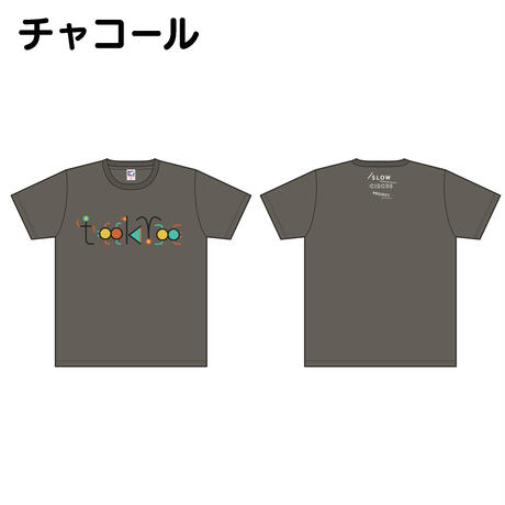 "SLOW CIRCUS PROJECT ""tookyoo"" オリジナルTシャツ"