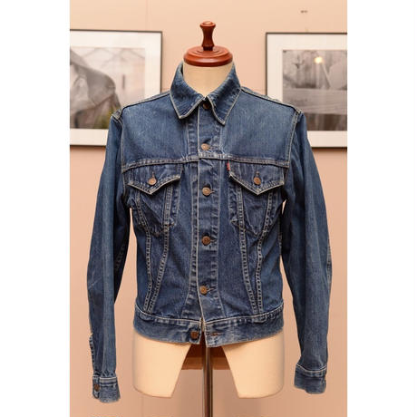 "Levi's 60'S ""Lot.557XX"" DENIM TRUCKER JACKET"