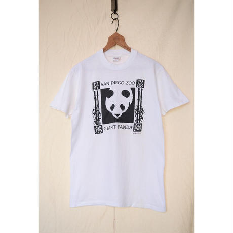 "80'S ""SAN DIEGO ZOO"" Tシャツ"