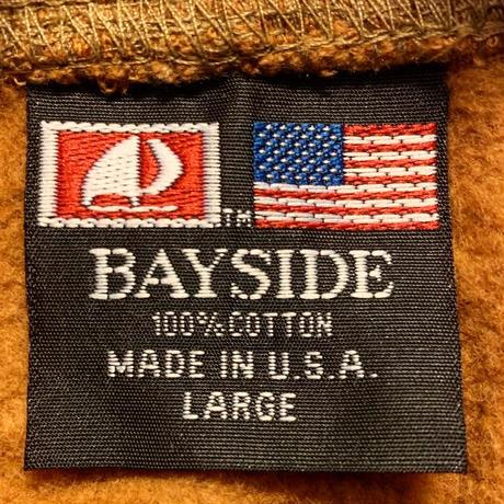 Bayside Super Heavyweight 16oz Hoodie