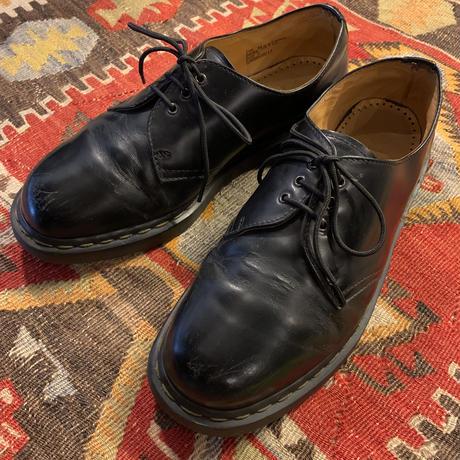 Vintage Dr.Martens Black  Leather Made in England