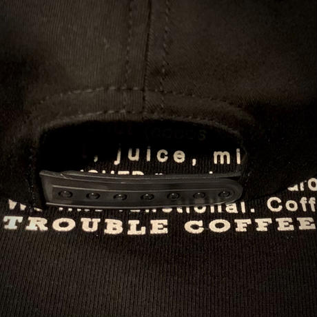 TROUBLE COFFEE CO. Baseball Cap