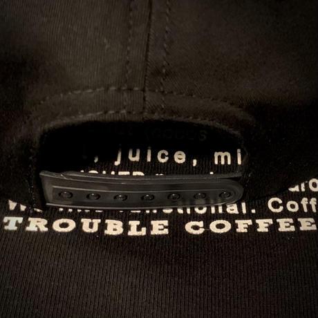 TROUBLE COFFEE CO. Baseball Cap