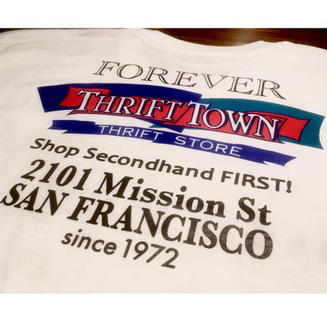 FOREVER THRIFT TOWN T-Shirts