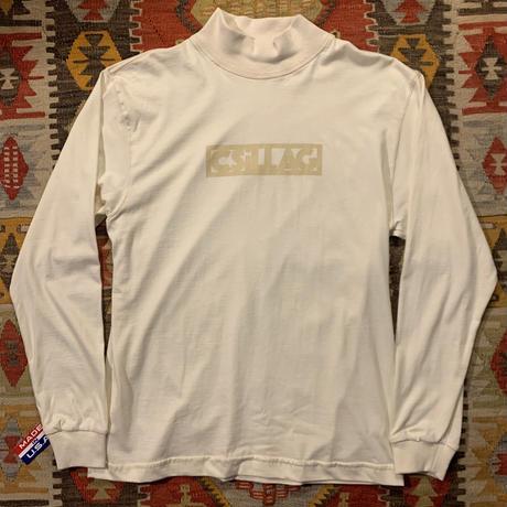 CsiLLAG Mock Neck Long sleeve Shirt (CAMBER Body)
