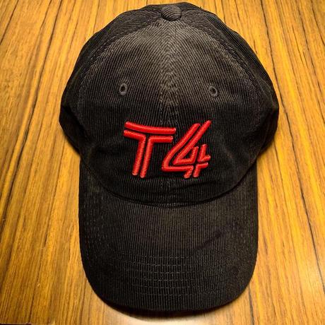 "BOOTMAN ""T4"" Corduroy Cap"