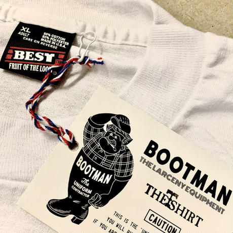 "BOOTMAN ""Photo Printed"" T-shirt"