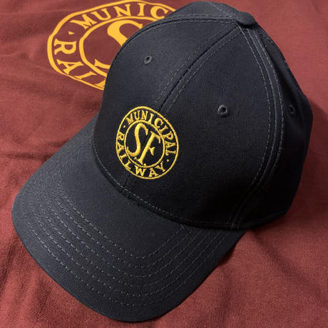 "SF MUNI""OFFICIAL"" Cap"