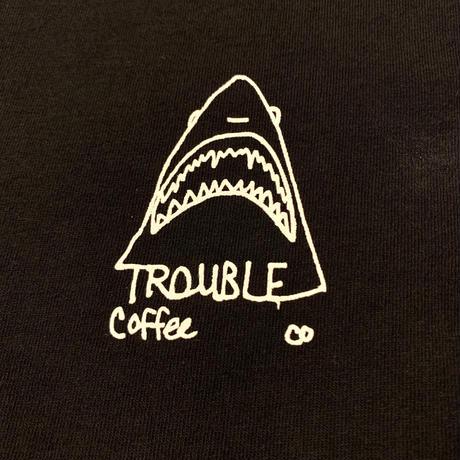 TROUBLE COFFEE CO. 16oz Super Heavyweight Hoodie