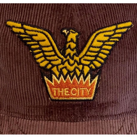 "Ebbets Field Flannels ""THE CITY"" BB Cap"