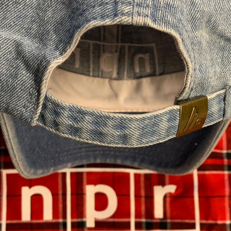 "NPR ""OFFICIAL"" Cap(DENIM)"