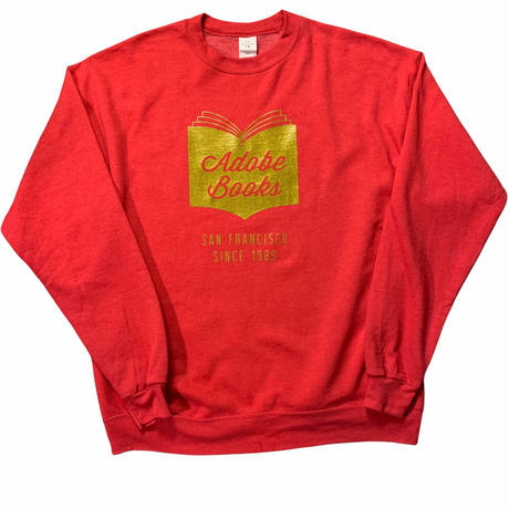 Adobe Books Sweat Shirt Exclusively for slowpoke