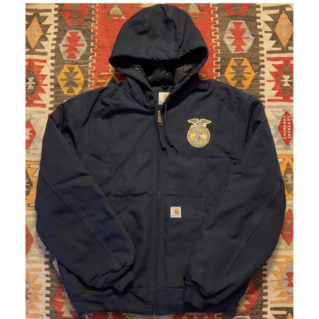 Carhartt Duck Active Jacket for FFA.
