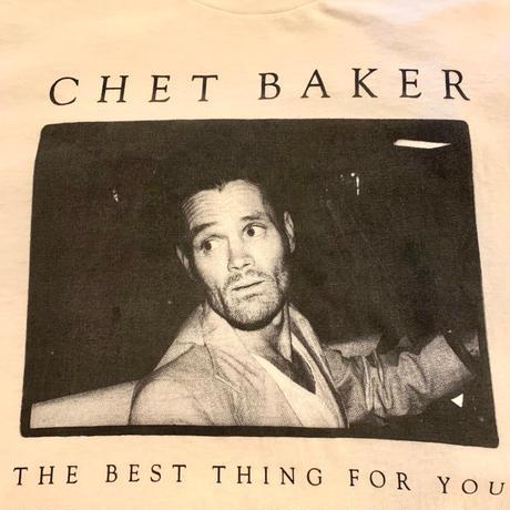 Vintage late 80s  Chet Baker T-shirt