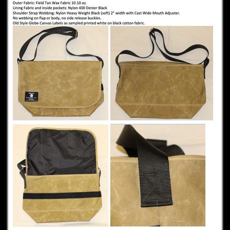 De Martini Messenger Bag DM50(Medium Size)  Exclusively for slowpoke.