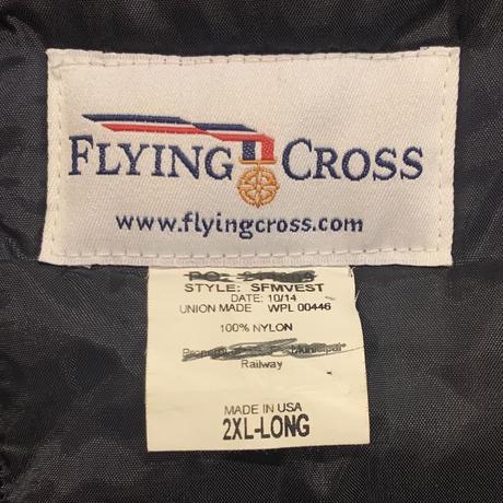 USED SF MUNI VEST by Flying Cross