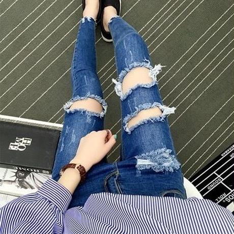 Crashジーンズ