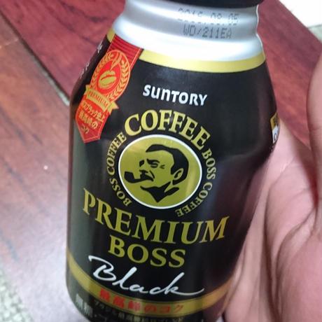 飲みかけの缶コーヒー